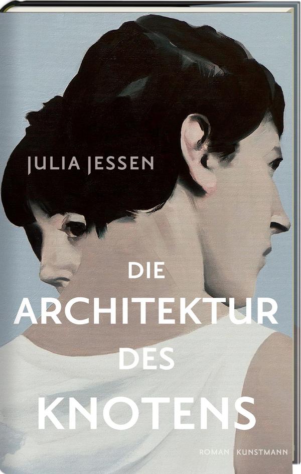 Coverbild Die Architektur des Knotens von Julia Jessen, ISBN 978-3-95614-229-1