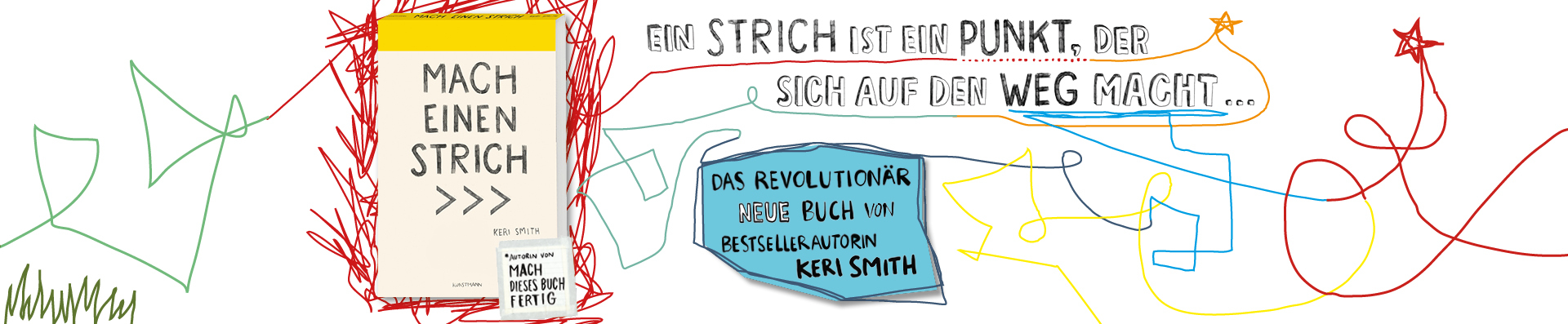 Keri Smith – Mach einen Strich