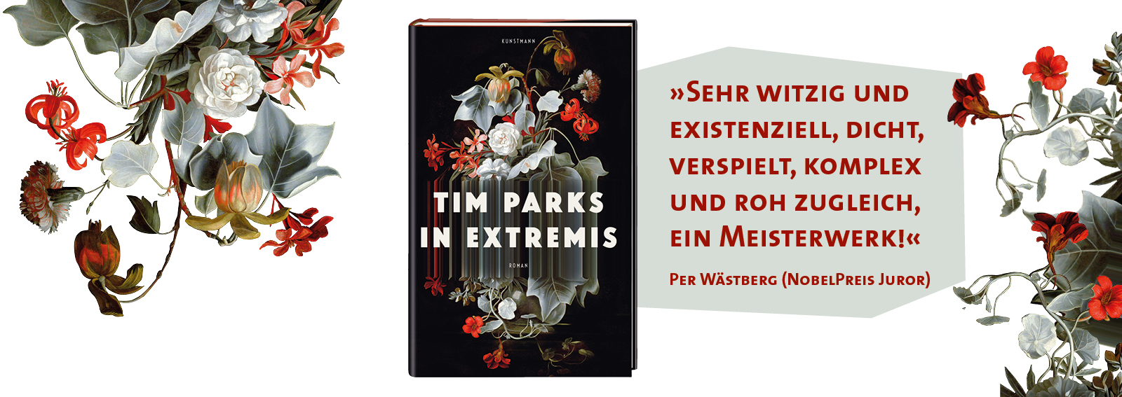 Tim Parks – In Extremis